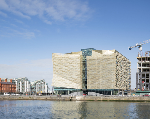 Bord Gais Network Services Centre