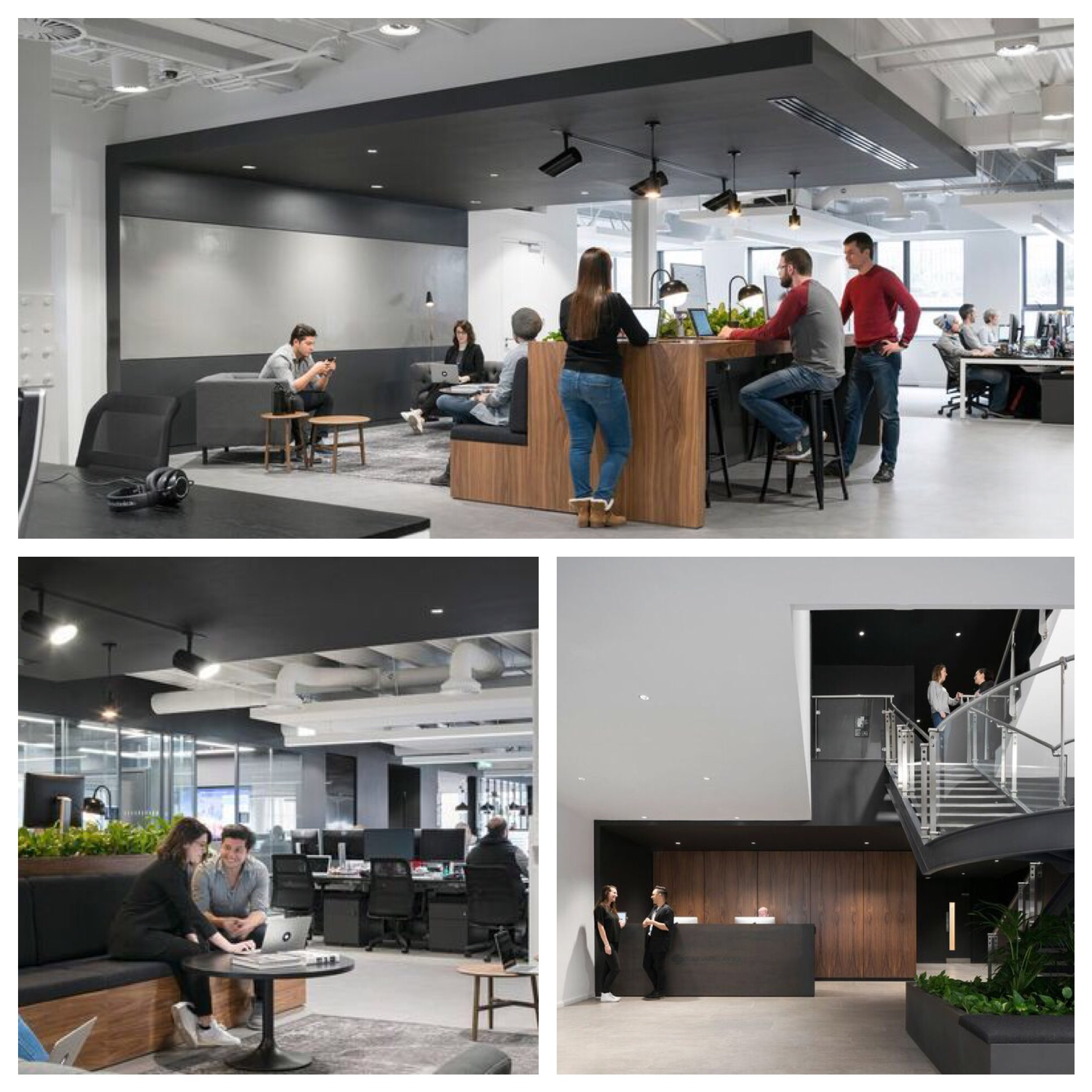 A look inside squarespace 39 s dublin offices walls construction limited - Squarespace dublin office ...
